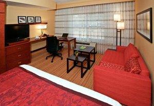 Room - Courtyard by Marriott Hotel Clemson