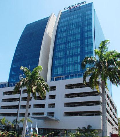 Courtyard Guayaquil Widok z zewnątrz