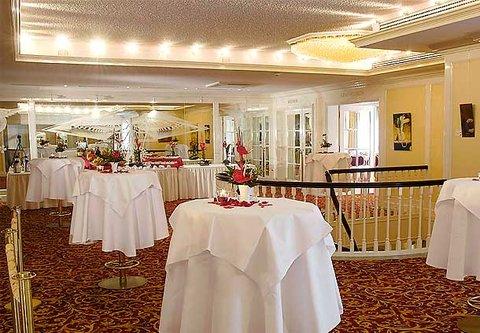漢堡機場萬豪庭院酒店 - Mirror Lounge