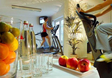 漢堡機場萬豪庭院酒店 - Fitness Studio
