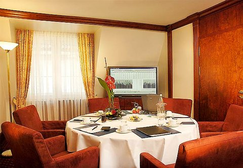 漢堡機場萬豪庭院酒店 - Pazifik Boardroom