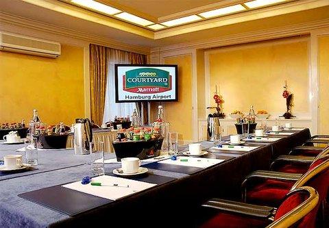 漢堡機場萬豪庭院酒店 - Lindbergh Room