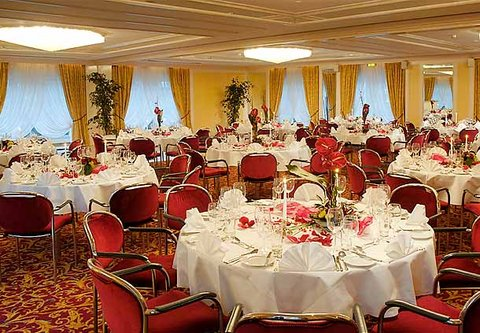 漢堡機場萬豪庭院酒店 - Graf Zeppelin Banquet