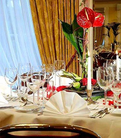 漢堡機場萬豪庭院酒店 - Banquet Dinner
