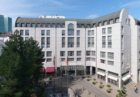 فندق ماريوت هامبورغ - Exterior