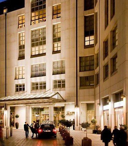 فندق ماريوت هامبورغ - Entrance