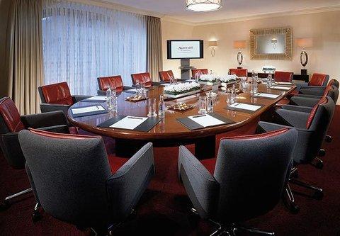 فندق ماريوت هامبورغ - Meeting Room