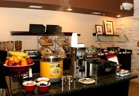 Residence Inn Harrisburg Hershey - Hometouch Breakfast Buffet