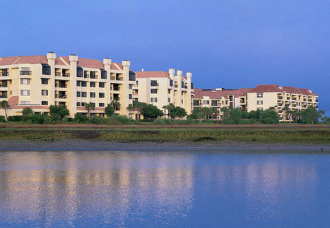 Marriott's Harbour Point and Sunset Pointe at Shelter Cove - Broad Creek - Exterior