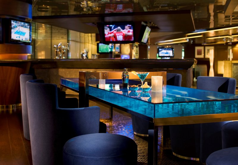 Hong Kong SkyCity Marriott Hotel Bar/Lounge