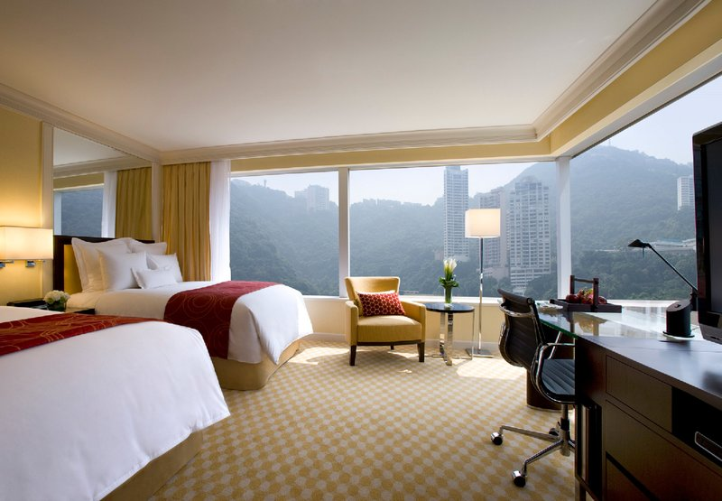 JW Marriott Hong Kong 客室