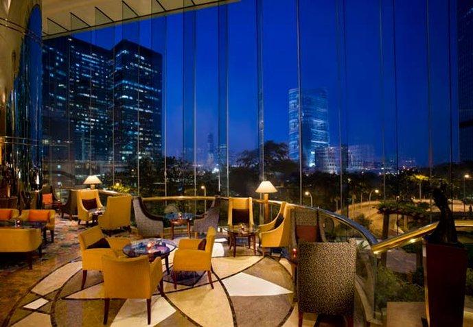 JW Marriott Hong Kong バー/ラウンジ