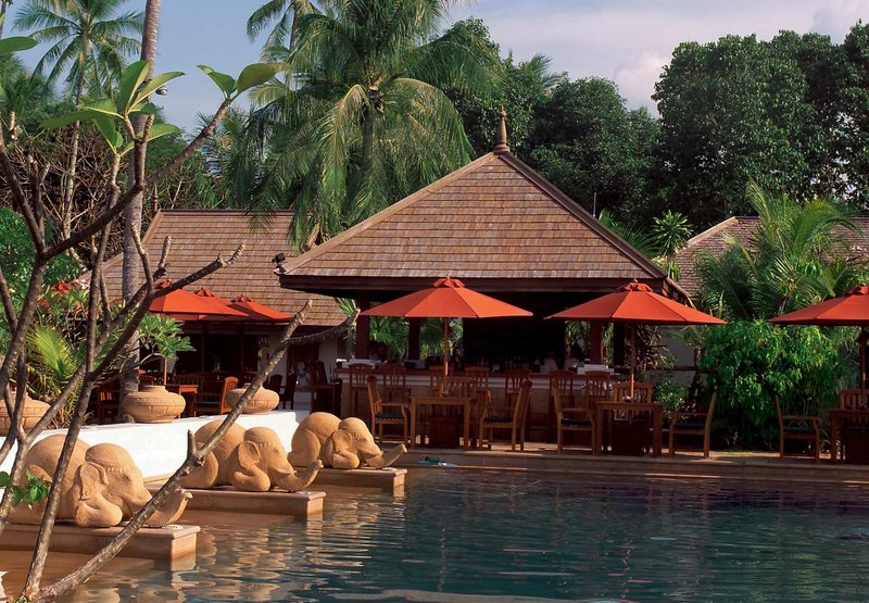 JW Marriott Phuket Resort & Spa Bar/lounge