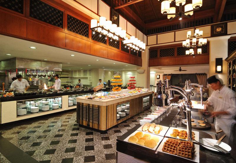 JW Marriott Phuket Resort & Spa Gastronomi