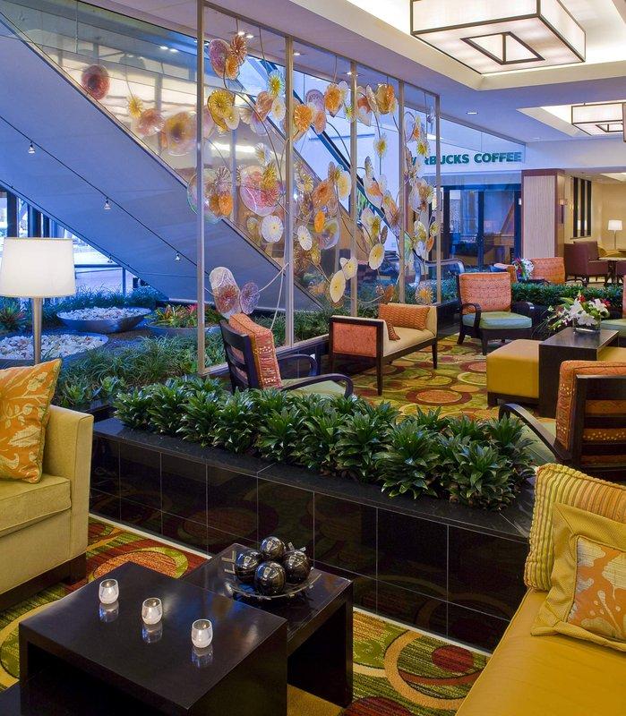 Houston Marriott Medical Center Ostatní