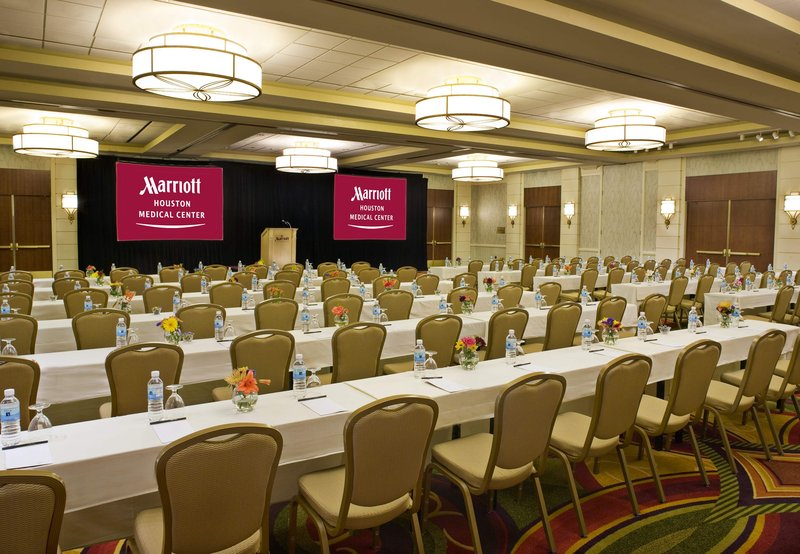 Houston Marriott Medical Center BallRoom