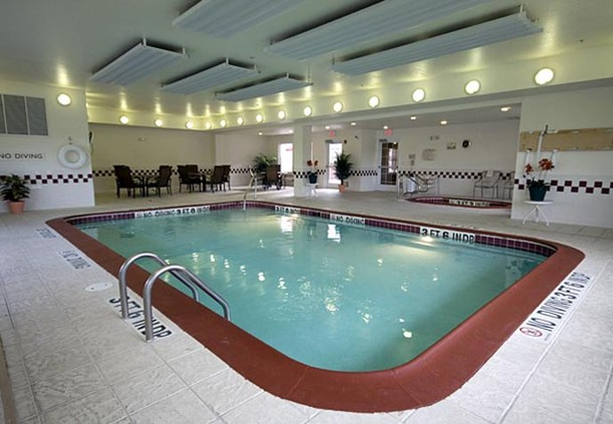 Residence Inn Houston Intercontinental Airport at Greenspoint Fitness-klubb