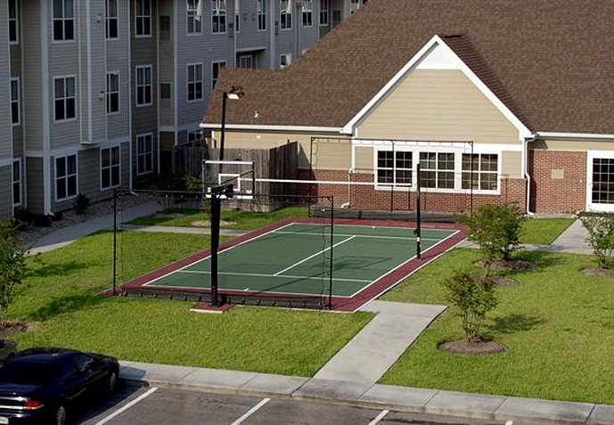 Residence Inn Houston Intercontinental Airport at Greenspoint Фитнесс-клуб