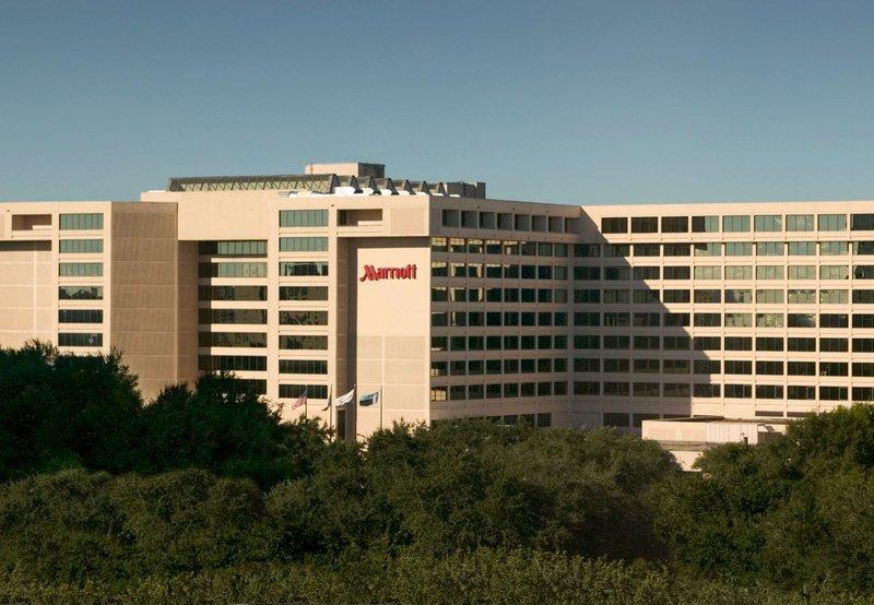 Marriott Houston Westchase Exterior view