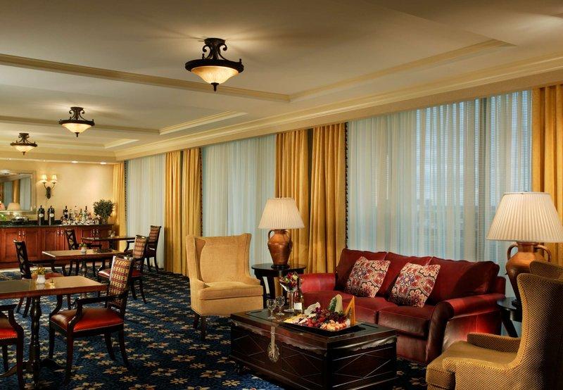 Marriott Houston Westchase Bar/lounge