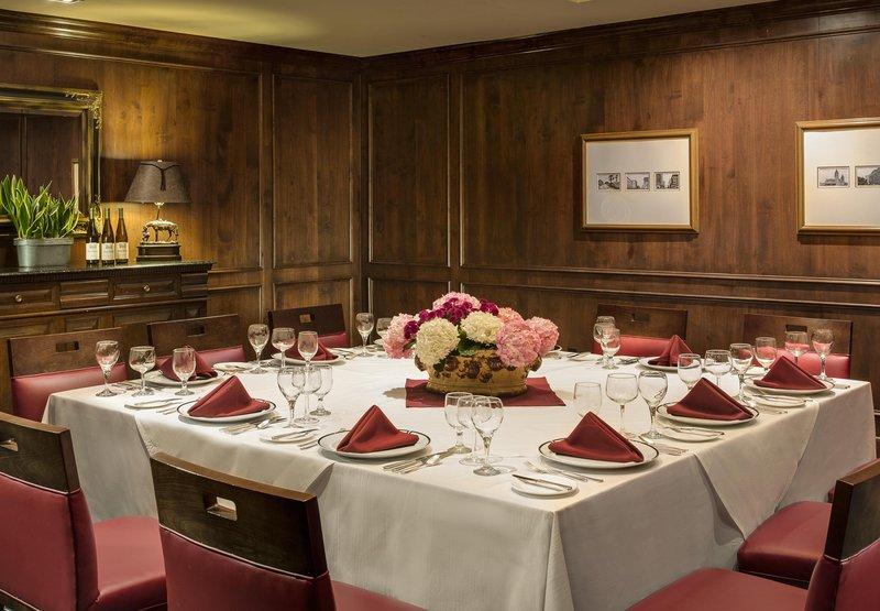 Marriott Houston Westchase Gastronomy