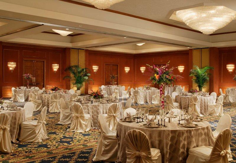 Marriott-Westchase Hotel - Houston, TX