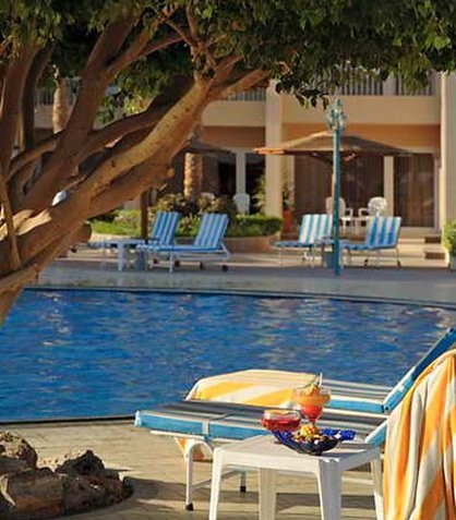 Hurghada Marriott Beach Resort - Outdoor Pool