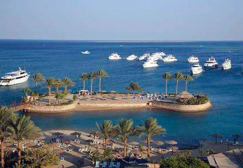 Hurghada Marriott Beach Resort - Private Island