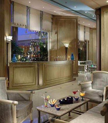 Hurghada Marriott Beach Resort - Lobby Lounge