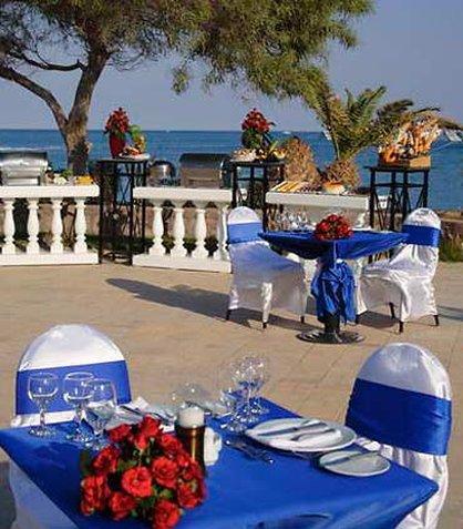 Hurghada Marriott Beach Resort - Private Island Event