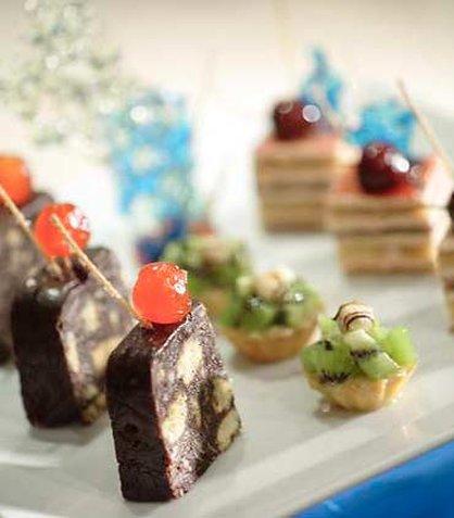 Hurghada Marriott Beach Resort - Delicious Desserts