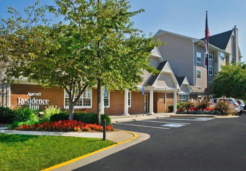 Residence Inn Fairfax Merrifield Widok z zewnątrz