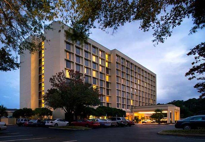 Marriott Jacksonville Vista exterior