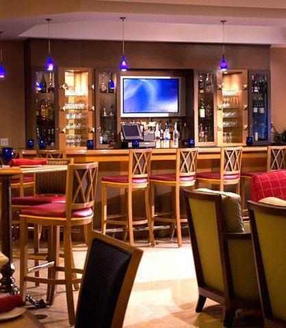 Marriott Jacksonville Lobby