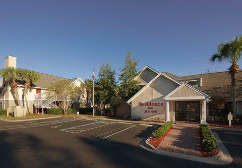 Residence Inn by Marriott Jacksonville Baymeadows - Exterior