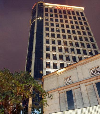 JW Marriott Hotel Kuala Lumpur 外景