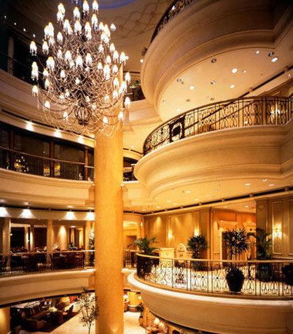 JW Marriott Hotel Kuala Lumpur 前厅