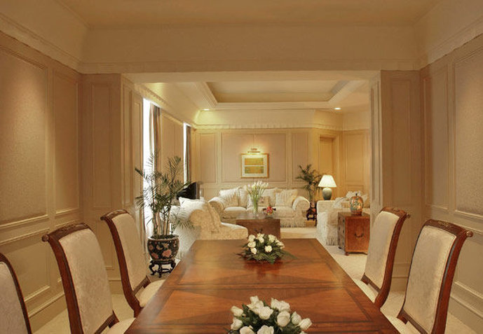 JW Marriott Hotel Kuala Lumpur 客房视图