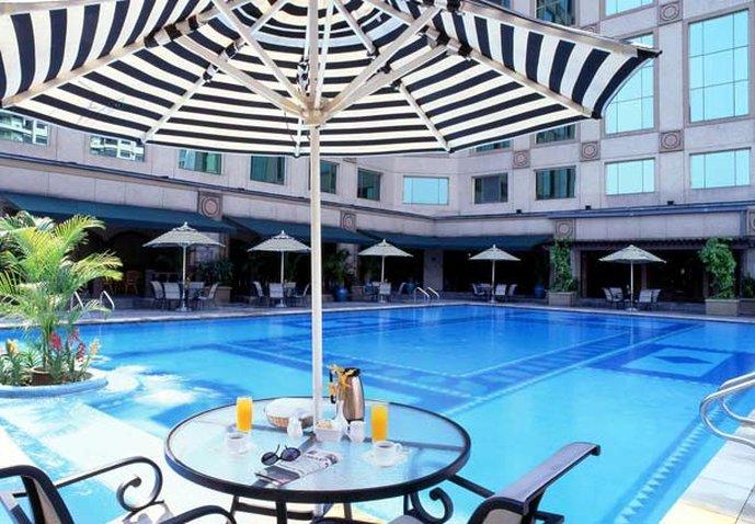 JW Marriott Hotel Kuala Lumpur 健身俱乐部