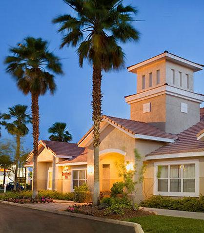 Residence Inn Las Vegas Green Valley Dış görünüş