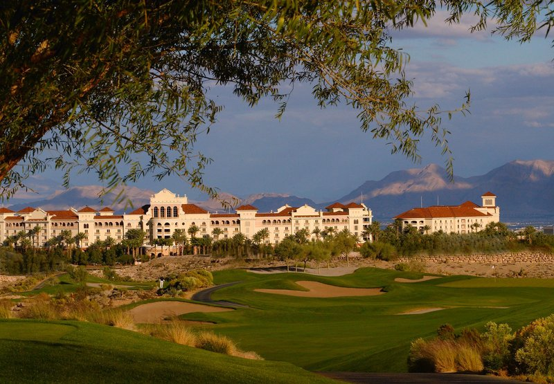 Jw Marriott Las Vegas Resort, Spa &amp; Golf
