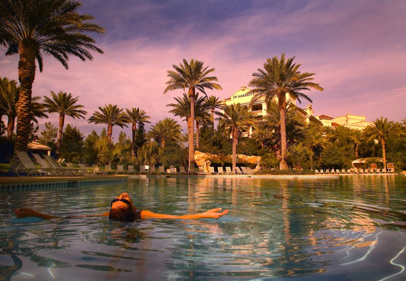 Jw Marriott Las Vegas Resort, Spa & Golf - Las Vegas, NV