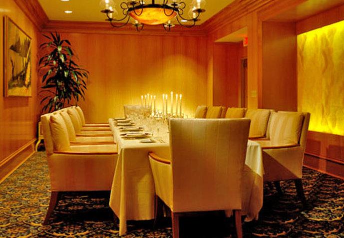 JW Marriott Le Merigot Beach Hotel & Spa Santa Monica Gastronomie