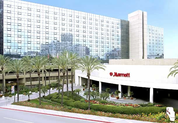 Marriott Downtown Los Angeles Los Angeles Hotels