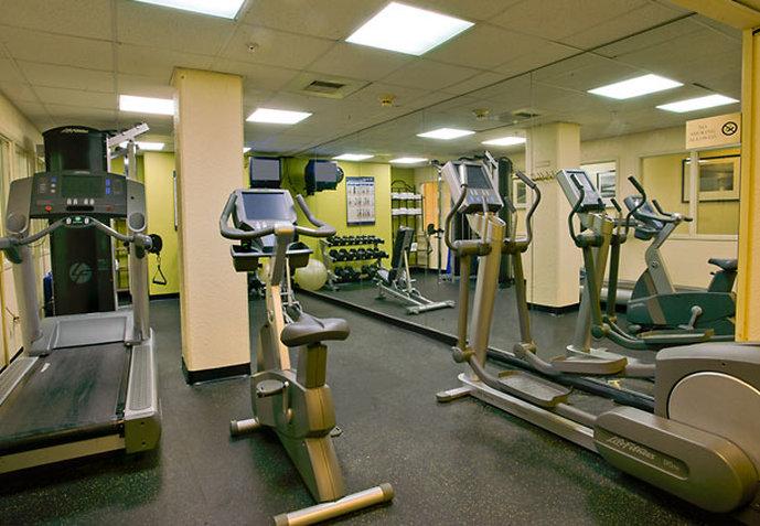 Residence Inn Beverly Hills Centro de salud y belleza