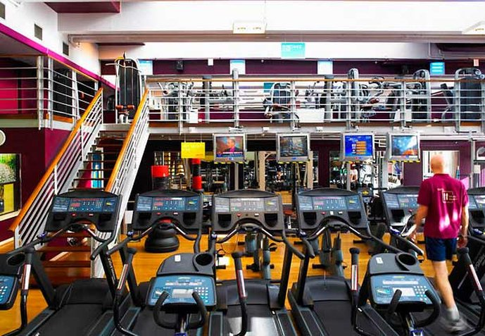 Heathrow/Windsor Marriott Hotel Fitnessclub