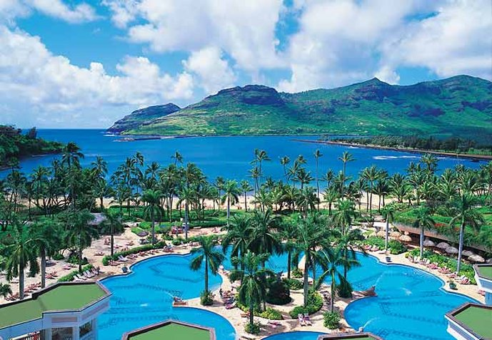 Marriott-Kauai Resort - Lihue, HI