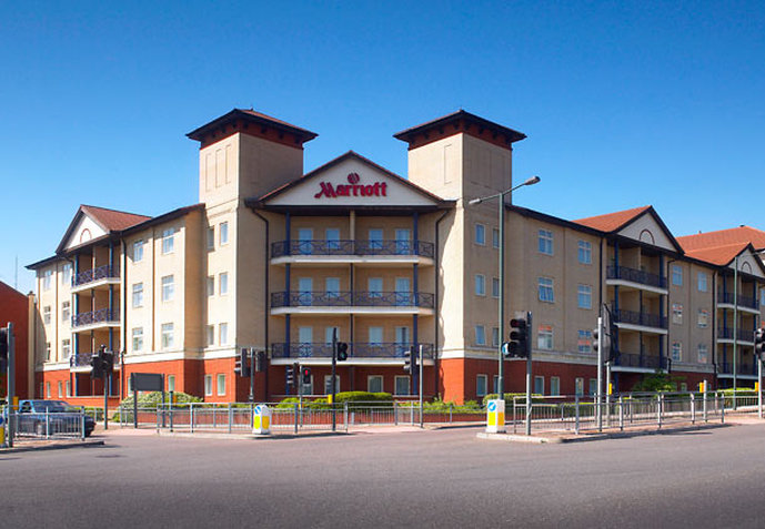 Marriott Bexleyheath Vista esterna