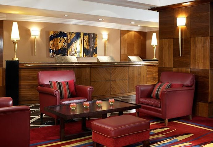London Marriott Hotel Marble Arch Sonstiges
