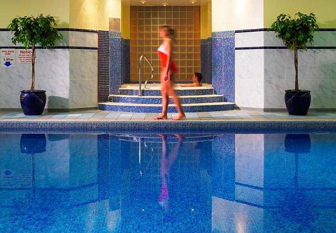 Liverpool Marriott Hotel City Centre Fitnessclub